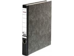 Папка на 2-х кольцах из плотного картона, 4.5см, мрамор, FALKEN, арт. 11287125, пр-ва Германия