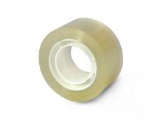 Клейкая лента канцелярская, прозрачная, 18 мм х 10 м, арт. ST1810
