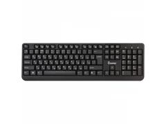 Клавиатура Smartbuy ONE 208 USB мультимедийная черный, арт. SBK-208U-K