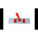 Швабра держатель для МОПов, 40 см., карманы, арт.NPA 2140