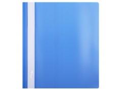 Папка-скорошиватель А5 формат!!! Hatber, пластик, ф. А5, 140/180мкм, цвет синий