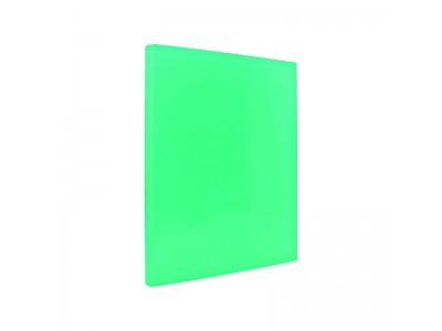 Папка с прижимным механизмом, ламинированная, цвета в ассортименте, арт. IND PR, цвет бирюзовый