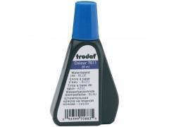 Штемпельная краска, 28 мл, (Trodat), арт. 7011с, цвет синий
