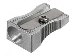 Точилка для карандашей ручная Silwerhof 191083 1 отверстие металл