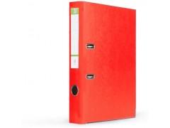 Папка-регистратор 50 мм, А4, ПВХ Эко, YESЛи,  цвет красный