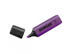 Текстмаркер STANGER, цвет фиолетовый