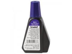 Штемпельная краска, 28 мл, (Trodat), арт. 7011ф, цвет фиолетовый