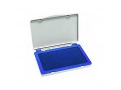 Штемпельная подушка, пластик, 103*70мм, арт. ISP10, цвет синий