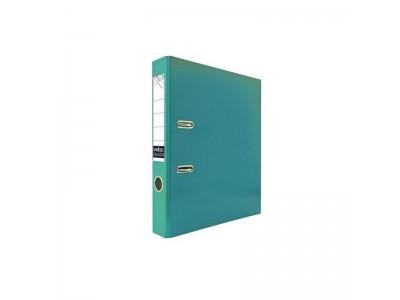 Папка-регистратор 50 мм, ламинированная, арт.IND 5 LA, цвет бирюзовый