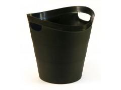 Корзина для бумаг 2002 чёрная
