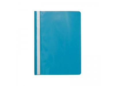 Папка-скоросшиватель, серии эконом, ф. А4, SPONSOR, цвет бирюзовый