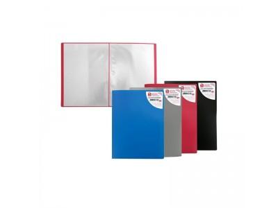 Папка с 20 файлами, форзац, ф.А4, ассорти, арт. SDB20/ASS/SPEC-1