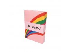 Бумага цветная Kaskad, 80гр, А4, 500 л., цвет розовый