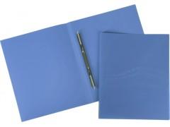 """Папка с пружинным cкоросшивателем Berlingo """"Line"""", 14мм, 500мкм, арт. AHn_00402, цвет синий"""