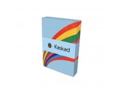 Бумага цветная Kaskad, 80гр, А4, 500 л., цвет светло-голубой