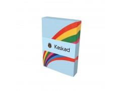 Бумага цветная Kaskad, 80гр, А4, 500 л., цвет бледно-голубой