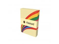 Бумага цветная Kaskad, 80гр, А4, 500 л., цвет кремовый