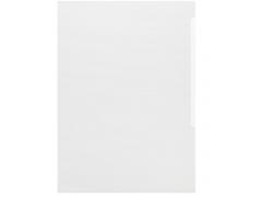 Папка-уголок Durable, A4, 180 микрон, глянец, полипропилен, прозрачная