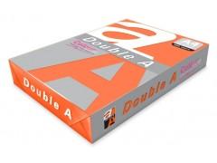 Бумага цветная DOUBLE A, А4, 80 г/м, 100 листов, цвет оранжевый