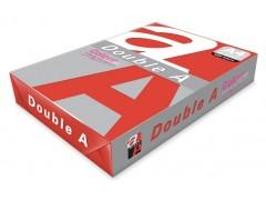 Бумага цветная DOUBLE A, А4, 80 г/м, 100 листов, цвет красный