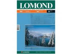 Бумага А4 для стр. принтеров Lomond, 180г/м2 (25л) мат.одн., арт. 0102037