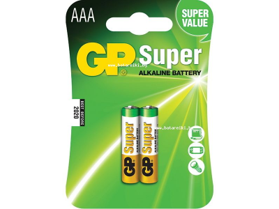 GP Super LR03/24A Эл. питания