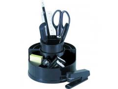 Офисный набор канц.принадлежностей NEEKEY, 10 предметов, цвет черный, арт. IS302/BK