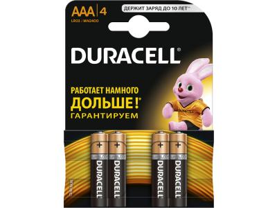 DURACELL LR03/MN2400 4BP Эл. питания