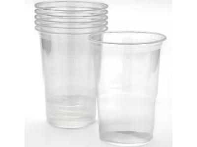 Стакан пластиковый , 100мл., 100шт/уп