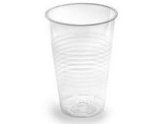 Посуда пластиковая Стакан 180мл. ПП Интеко 200шт/уп.
