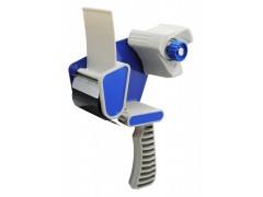 Диспенсер Silwerhof для упак.кл.ленты для ленты:50мм синий/серый (00223)