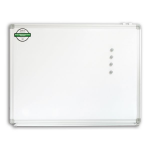 Доска магнитно-маркерная информ., 60х90 см, метал. рама, арт. IWB-203