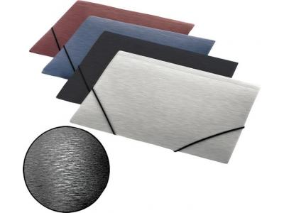 Папка на резинках SIMPLE, ф.А4, материал PP, плотность 600 мкр, цвета в ассортименте, PANTA PLAST