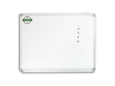 Доска магнитно-маркерная информ., 100х150 см, метал. рама, арт. IWB-206