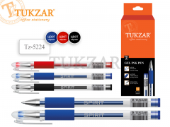 Ручка гелевая: СИНЯЯ NEW TZ 5224