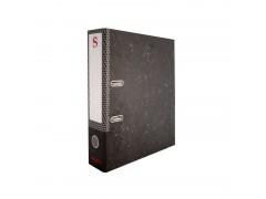 Папка-регистратор 50 мм, черный мрамор, арт. SPR 5/30
