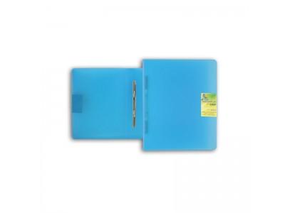 Папка с пружинным скоросшивателем COLOURPLAY, карман, ф.A4, 0,7мм, ассорти, арт. ICPC04/ASS