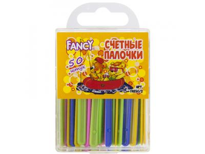 Счетные палочки FANCY, 50шт в евробоксе, арт. FAS50/2