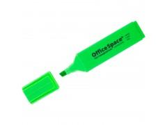 Текстовыделитель OfficeSpace, 1-5мм, арт. H_26, цвет зеленый