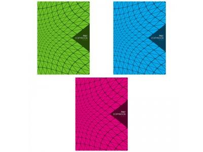 Тетрадь NEW LINE, кл., ф. А4, на скобе, 80 л. 047099, арт.80Т4В3/NL