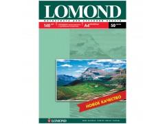 Бумага А4 для стр. принтеров Lomond, 140г/м2 (50л) гл.одн., арт. 0102054