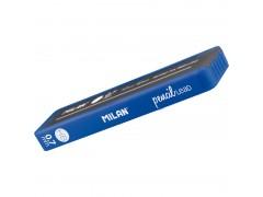 Грифели для механических карандашей Milan, 12шт., 0,7мм, HB 1851071512