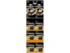 Батарейка Duracell Basic AA (LR06) 2BL