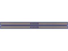Линейка магнитная для доски 19 см, арт. BW018