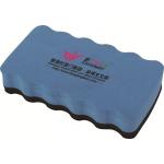 Губка магнитная для маркерной доски, 10,5х5,5 см, арт. BW019