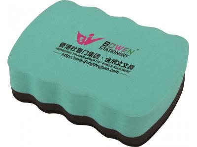 Губка магнитная для маркерной доски, 7,5х5,5 см, арт. BW020