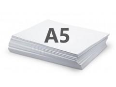 Бумага А5, 80г/м, 500л