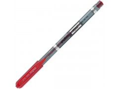 Ручка гелевая REED, пластиковый тонированный корпус, 0,5мм, арт. IGP101, цвет чернил красный