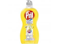 """Средство для мытья посуды Pril """"Секреты хозяйки. Лимон"""", 450мл"""