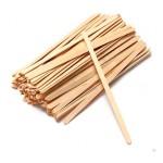 Лопатка-размешиватель 140мм деревянная, 1000шт/кор.